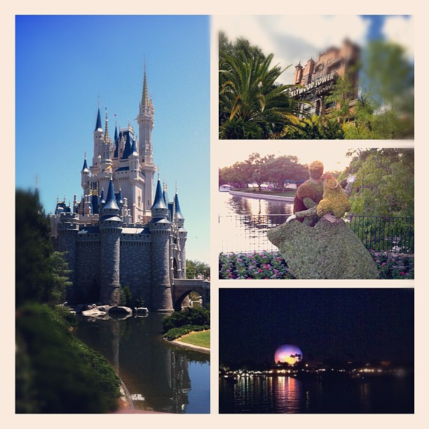 Disney World Trip 2012